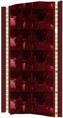Transfer 70mm Movie Film to Digital