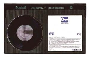 Transfer Betamax to Digital