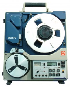 "Transfer 1"" Videotape to Digital"