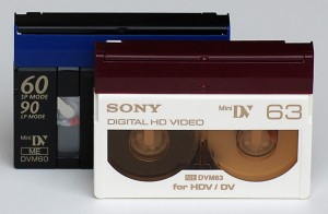 Transfer HDV to Digital Format
