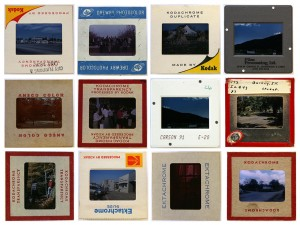 Scan 35mm Positives to Digital