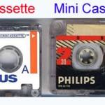 transfer minicassette to CD