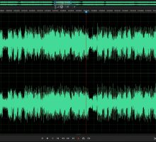 Audio Editing and Enhancing