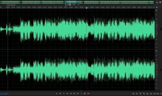 Audio Editing and Enhancing