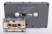 Cassette And Microcassette