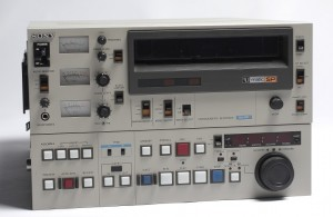 "Transfer 1/2"" Sony-Matic videotape to Digital"