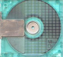 Transfer MiniDisc to Digital