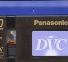 Transfer MiniDV Tape